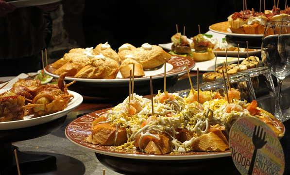 5 platos típicos de San Sebastián