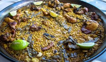 5 platos típicos de Valencia