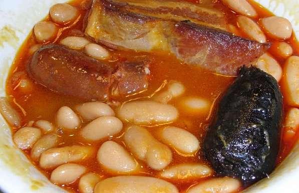 5 platos típicos de Oviedo