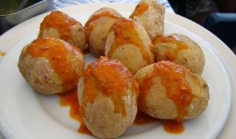 5 platos típicos de Santa Cruz de Tenerife