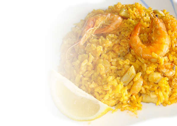 Arroz a banda Alicante