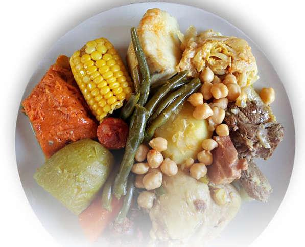 El Puchero Canario, También Conocido Como Cocido Canario, Se Trata De Una  De Las Recetas Más Completas De La Cocina Tradicional Canaria.