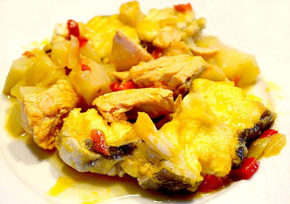 5 platos típicos de La Coruña  Comida típica coruñesa