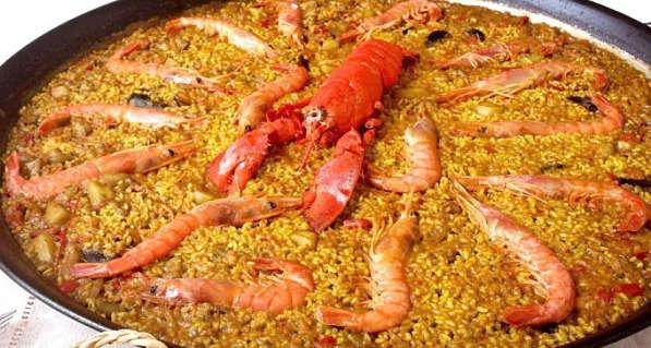 Paella en Castellón